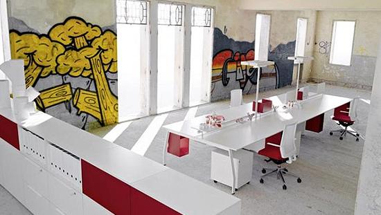 Modernes büro design  Design Büromöbel: Scheurer amp lecher gbr objekteinrichtung ...